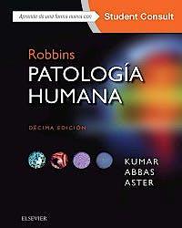 Portada del libro 9788491131809 Robbins Patología Humana + Acceso Online