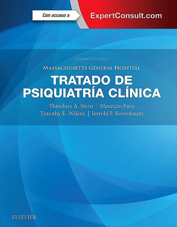 Portada del libro 9788491132127 Massachusetts General Hospital Tratado de Psiquiatría Clínica + Acceso Online