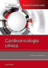 Portada del libro 9788491132189 Cardiooncología Clínica + Acceso Online