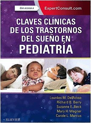 Portada del libro 9788491132219 Claves Clínicas de los Trastornos del Sueño en Pediatría + Acceso Online