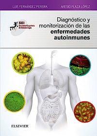 Portada del libro 9788491132448 Diagnóstico y Monitorización de las Enfermedades Autoinmunes