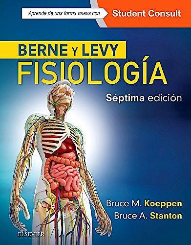 Portada del libro 9788491132585 Berne y Levy Fisiología + Acceso Online