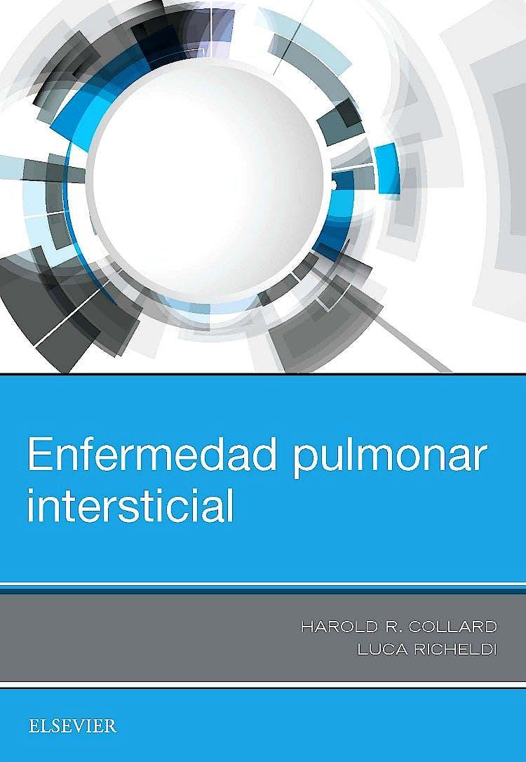 Portada del libro 9788491132608 Enfermedad Pulmonar Intersticial