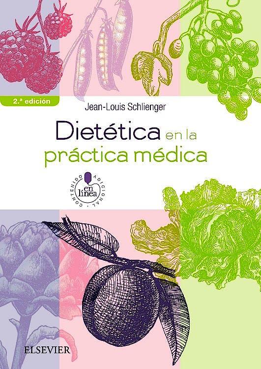 Portada del libro 9788491132714 Dietética en la Práctica Médica + Acceso Online