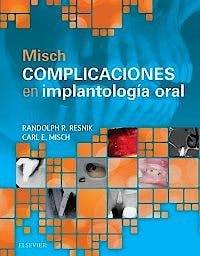 Portada del libro 9788491132721 Misch Complicaciones en Implantología Oral