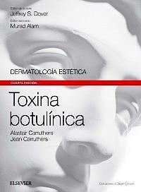 Portada del libro 9788491132943 Toxina Botulínica (Dermatología Estética) + Acceso Online al Libro en Inglés