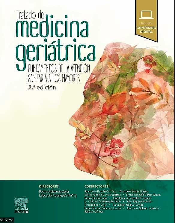Portada del libro 9788491132981 Tratado de Medicina Geriátrica. Fundamentos de la Atención Sanitaria a los Mayores + Acceso Online