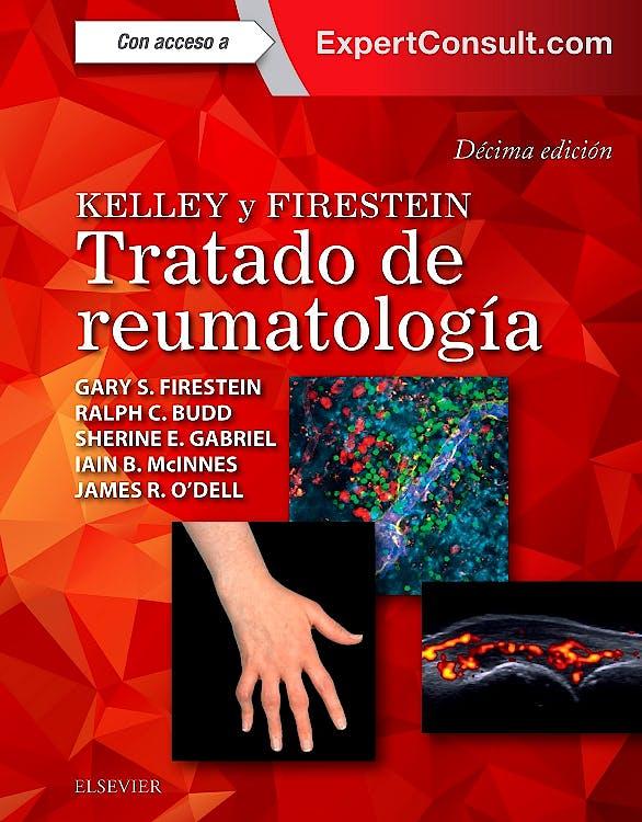 Portada del libro 9788491133070 Kelley y Firestein Tratado de Reumatología, 2 Vols. + Acceso Online
