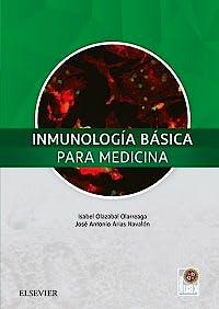 Portada del libro 9788491133315 Inmunología Básica para Medicina
