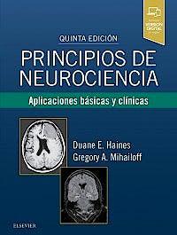 Portada del libro 9788491133421 Principios de Neurociencia. Aplicaciones Básicas y Clínicas + Acceso Online