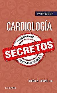Portada del libro 9788491133476 Cardiología. Secretos (VitalSource E-Book)