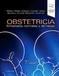 Portada del libro 9788491133582 Obstetricia Embarazos Normales y de Riesgo + Acceso Online