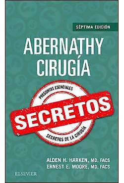 Portada del libro 9788491133599 Abernathy Cirugía. Secretos