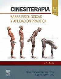 Portada del libro 9788491133605 Cinesiterapia. Bases Fisiológicas y Aplicación Práctica (Incluye Acceso a Contenido Online)