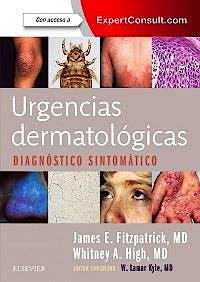 Portada del libro 9788491133636 Urgencias Dermatológicas. Diagnóstico Sintomático + Acceso Online