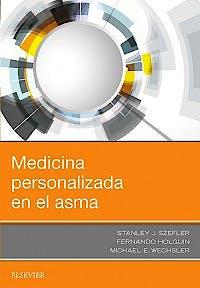 Portada del libro 9788491133759 Medicina Personalizada en el Asma