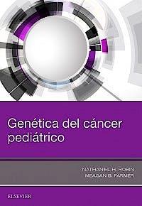 Portada del libro 9788491133766 Genética del Cáncer Pediátrico