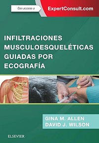 Portada del libro 9788491133827 Infiltraciones Musculoesqueléticas Guiadas por Ecografía + Acceso Online