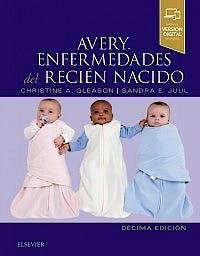 Portada del libro 9788491133889 Avery Enfermedades del Recién Nacido + Acceso Online