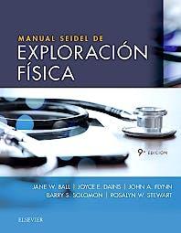 Portada del libro 9788491133919 Manual Seidel de Exploración Física