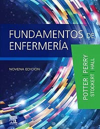 Portada del libro 9788491134510 Fundamentos de Enfermería