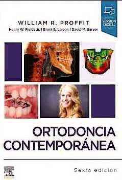 Portada del libro 9788491134770 Ortodoncia Contemporánea