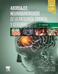 Portada del libro 9788491135029 Abordajes Neuroquirúrgicos de la Patología Craneal y Cerebral + Acceso Online