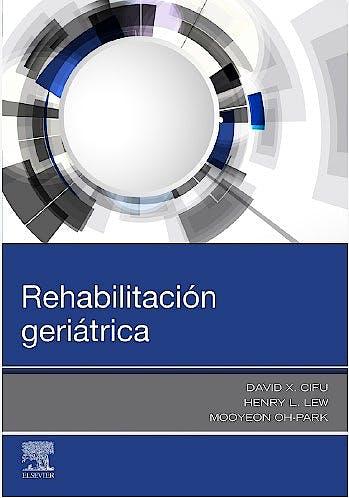 Portada del libro 9788491135036 Rehabilitación Geriátrica