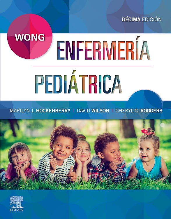 Portada del libro 9788491135128 Wong Enfermería Pediátrica