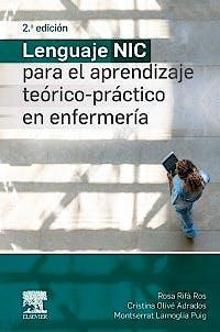 Portada del libro 9788491135272 Lenguaje NIC para el Aprendizaje Teórico-Práctico en Enfermería
