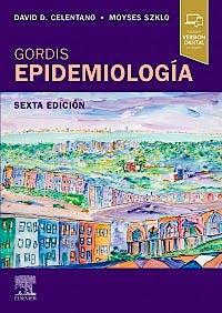 Portada del libro 9788491135364 Gordis Epidemiología + Acceso Online al Libro en Inglés
