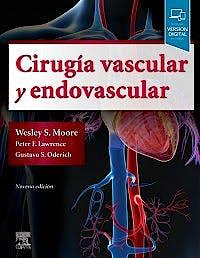 Portada del libro 9788491135562 Cirugía Vascular y Endovascular
