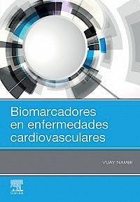 Portada del libro 9788491135609 Biomarcadores en Enfermedades Cardiovasculares