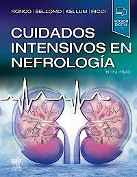 Portada del libro 9788491135630 Cuidados Intensivos en Nefrología