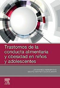 Portada del libro 9788491135760 Trastornos de la Conducta Alimentaria y Obesidad en Niños y Adolescentes