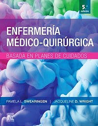 Portada del libro 9788491136040 Enfermería Médico-Quirúrgica Basada en Planes de Cuidado
