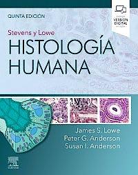 Portada del libro 9788491136279 Stevens y Lowe Histología Humana