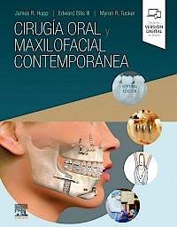 Portada del libro 9788491136354 Cirugía Oral y Maxilofacial Contemporánea
