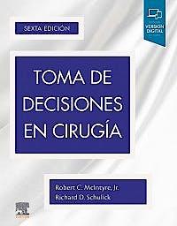 Portada del libro 9788491136613 Toma de Decisiones en Cirugía