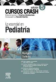 Portada del libro 9788491136637 CURSOS CRASH. Lo Esencial en Pediatría