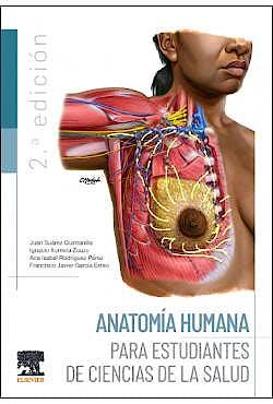 Portada del libro 9788491136668 Anatomía Humana para Estudiantes de Ciencias de la Salud