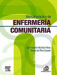 Portada del libro 9788491136781 Manual Práctico de Enfermería Comunitaria