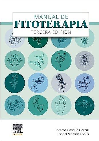 Portada del libro 9788491136866 Manual de Fitoterapia