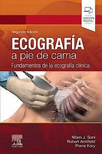 Portada del libro 9788491136880 Ecografía a Pie de Cama. Fundamentos de la Ecografía Clínica