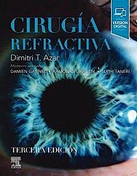 Portada del libro 9788491137269 Cirugía Refractiva