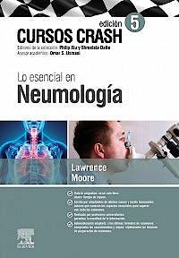 Portada del libro 9788491137313 CURSOS CRASH. Lo Esencial en Neumología