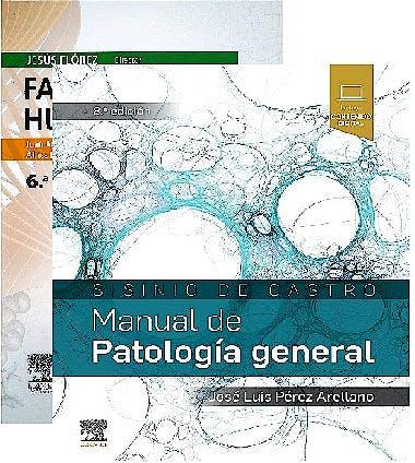 Portada del libro 9788491137535 Lote Farmacología Humana + Sisinio de Castro Manual de Patología General