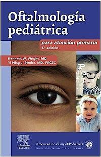 Portada del libro 9788491137689 Oftalmología Pediátrica para Atención Primaria