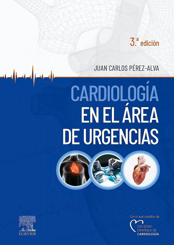 Portada del libro 9788491137696 Cardiología en el Área de Urgencias