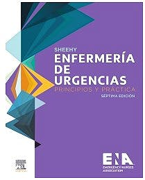 Portada del libro 9788491137788 Sheehy Enfermería de Urgencias. Principios y Práctica